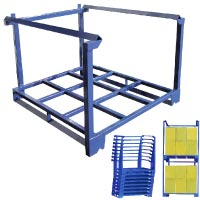 Metal Containers (Pallet Mesh & Pallet Cages)