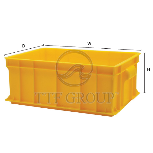 Industrial Plastic Container Plastic Storage Boxes