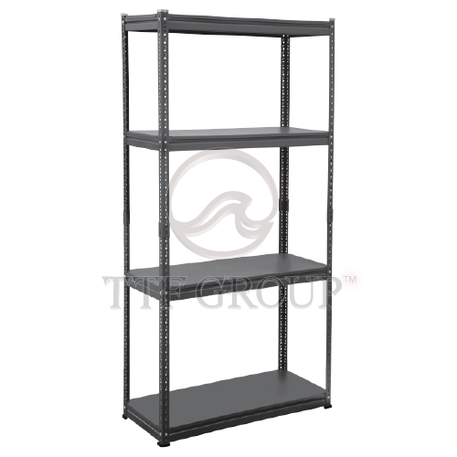 Light Grey Boltless Instyle Rack | Storage Racks | Shelving Racks | Display Rack
