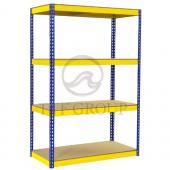 Boltless Rack (100~400kgs/Shelve)