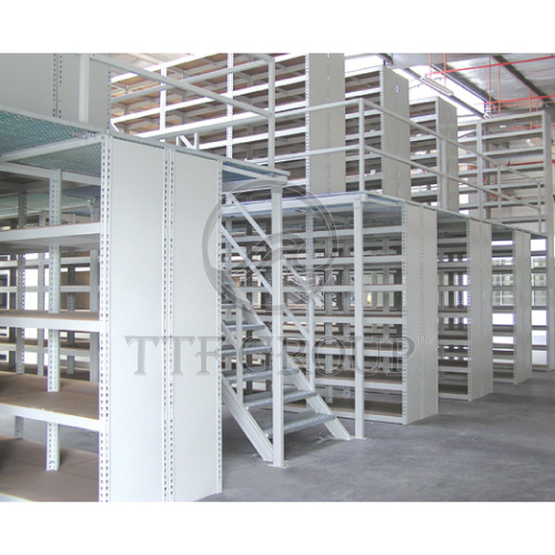 Multi Tier Racking Systems | Warehouse Racks Manufacturer | Malaysia Display Shelving Rack | Metal Storage Display Racking