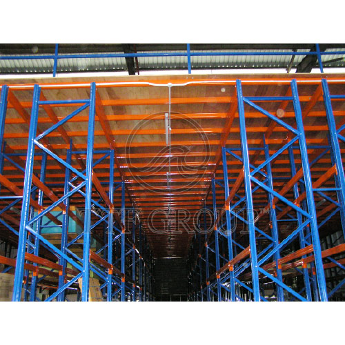 Truss System Mezzanine Floor | Warehouse Racks | Malaysia Display Shelving Rack
