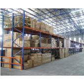 Twin-Bay Racking System