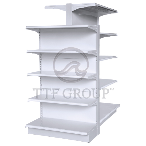 End Gondola | Gondola Display Racks | Gondola Shelving Rack | Malaysia Shelving System Manufacturer | Gondola Racks Supplier