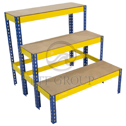 Boltless Hamper Rack | Malaysia Boltless Racks | Storage Rack Manufacturer | Shelving Rack Supplier