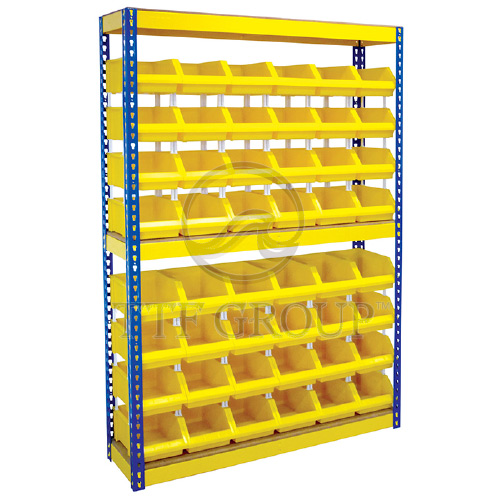 Boltless Rack + Multi Tool Box | Malaysia Racks | Storage Rack Manufacturer | Shelving Rack Supplier