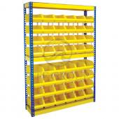 Boltless Rack (100~400kgs/Shelve) + Multi Tool Box