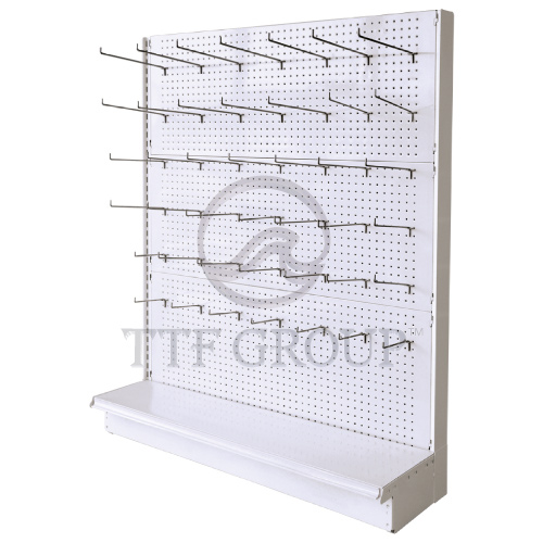 Gondola Perforated | Gondola Display Racks | Gondola Shelving Rack | Malaysia Shelving System Manufacturer | Gondola Racks Supplier