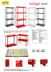 TTF Storage System Company Profile Catalogue
