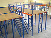 Warehouse Racking System